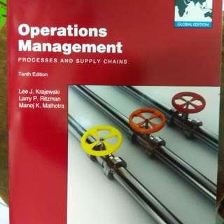 🚚 作業管理 Operations Management