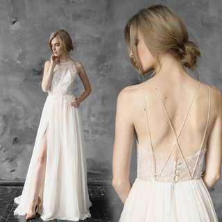 2018 spring new arrival wedding dress