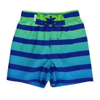 BNew Ruggedbutts Coastal Ombre Board Shorts