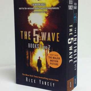 The 5th Wave: Books 1 & 2