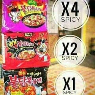 Samyang Noodles