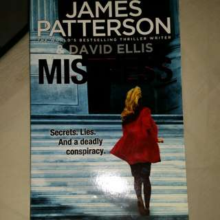 Mistress by James Paterson