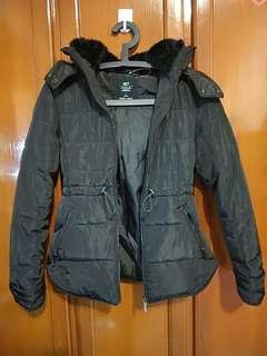 🚚 Net 防風女用黑外套