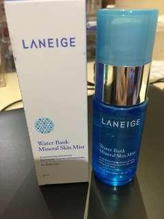 Water Bank Mineral Skin Mist 30ml
