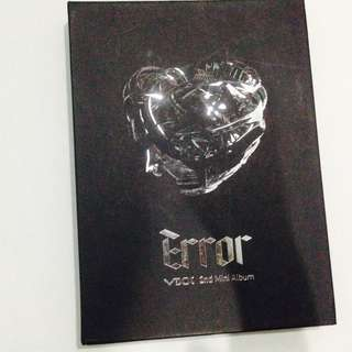 VIXX - Error Album (KEN Version)
