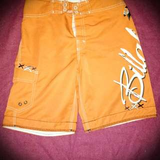 Billabong board shorts