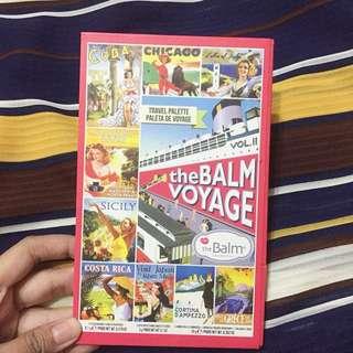 The balm pallete