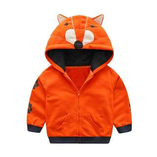 Animal Hoodie for infants