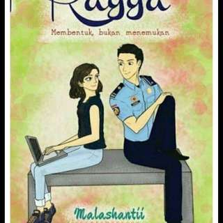 ebook - novel RAYYA by mala shantii