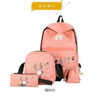 4 in 1 korean bag