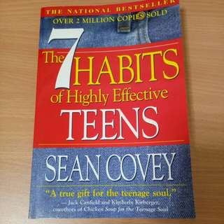 Sean Covey-7 habits of highly effective teens