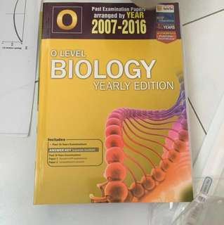 10 year series biology