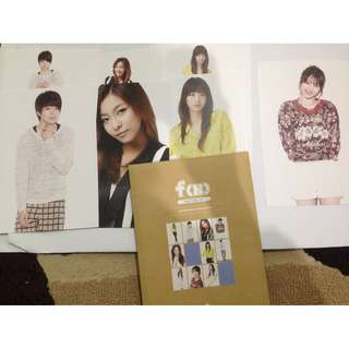 f(x) SMTOWN WEEK LIMITED EDITION (only shown members are available)