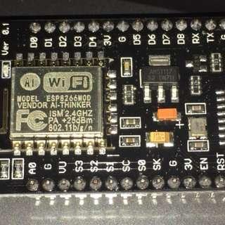 Wifi Jammer - ESP2866 - NodMcu