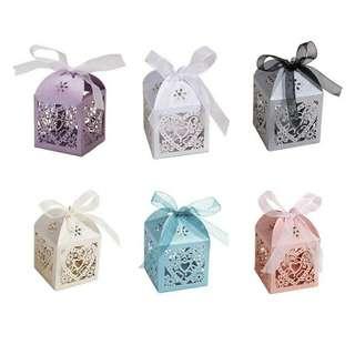 Berkat Candy boxes gift box