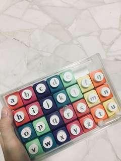 Alphabet Paper Cutter