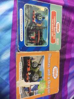Thomas & Friends Hard cover books