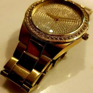 Golden Guess women watch
