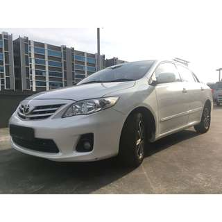 Toyota Vios Allion Altis Rush