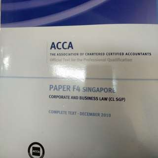 Kaplan - ACCA Corporate & Business Law Complete Text