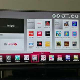 LG 55 Inch 3D Full Hd Smart Led Tv