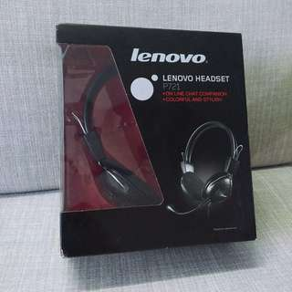 Lenovo P721 Headset (Black)