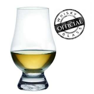 全新 英國進口彩盒Glencairn Glass格蘭凱恩無鉛水晶威士忌聞香杯