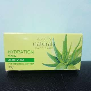Hydration Mask Aloe Vera