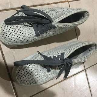 Vans high ankle