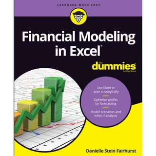 Ebook Financial Modeling in Excel® For Dummies®