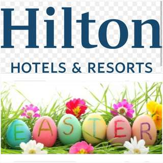 Hilton Room  Get your Hilton hotel Room on easter holiday.  Even if all channel show NO room available (booking/hotel/expedia/Hilton)  With 2nd lowest price at world. (The lowest price is staff price)