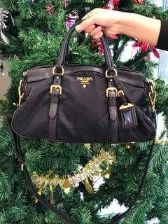 Prada 2 Way Handbag