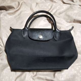 Longchamp Planetes Small With Short Handle