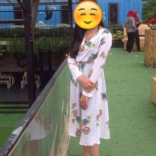 Dress kimono
