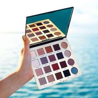 Authentic Tarte Eyeshadow Palette
