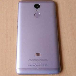 Redmi note 3 and note 4