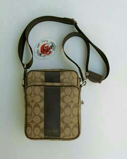 Coach Monogram Slingbag