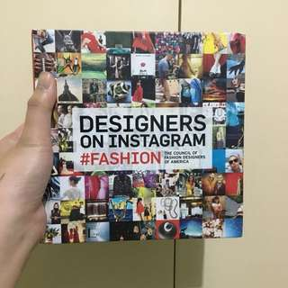 Designers on Instagram Book