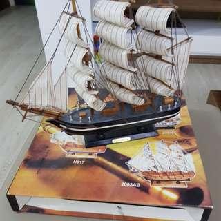 30cm ship model