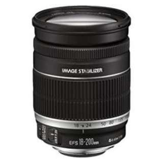 Canon EF 18 - 200mm f/3.5-5.6 IS