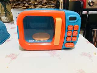 Microwave oven toys