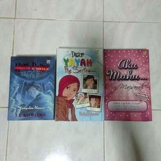 Kids Novel