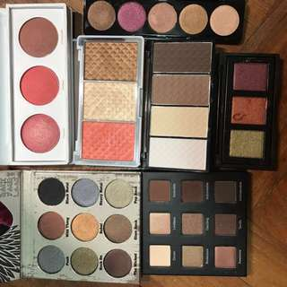 Assorted New Palettes