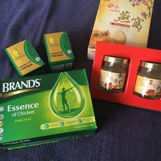 Bundle Brands Essence of Chicken Bird's Nest