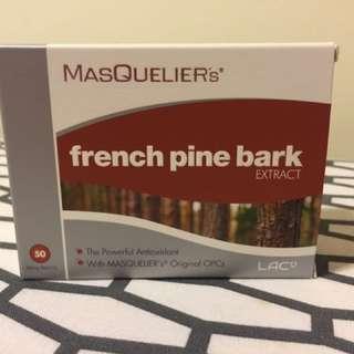MASQ French Marine Pine Bark 50's