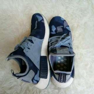 Adidas NMD xR1 camo blue ori