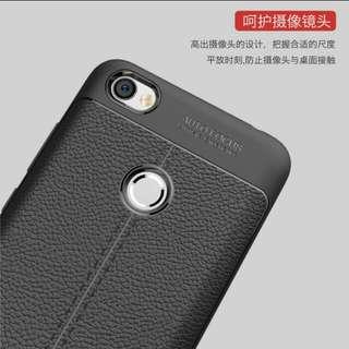 Softcase Auto Focus Leather iPhone 7