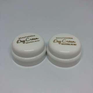 1 Beutederm (Travel Set Size) Day Cream / Moisturizer