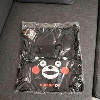 熊本熊 背包索繩袋