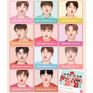 [Incoming Ready Stock] Wanna One X Innisfree Lip Balm